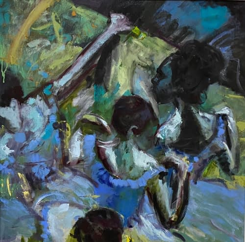 Figures Oil Paintings